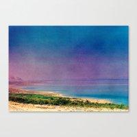 Dreamy Dead Sea I Canvas Print