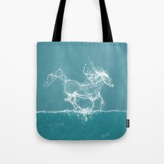 The Water Horse Tote Bag