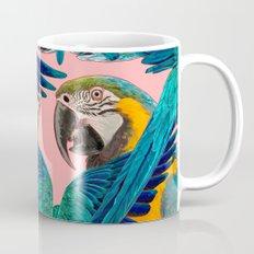 Ara Parrot Mug