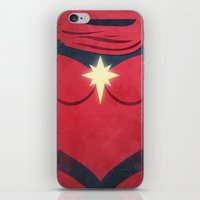 The Original Marvel  iPhone & iPod Skin