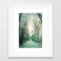 Recompense Framed Art Print