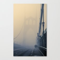 Gothic Fog Canvas Print