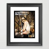 Street Phenomenon Aaliya… Framed Art Print