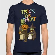 T-shirt featuring Happy Halloween! by Eric Fan
