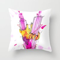 Sublimation Throw Pillow