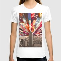 city T-shirts featuring Superstar New York by Bianca Green
