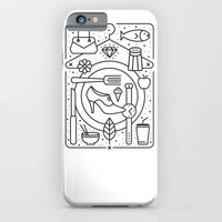 Food and Fashion iPhone 6 Slim Case