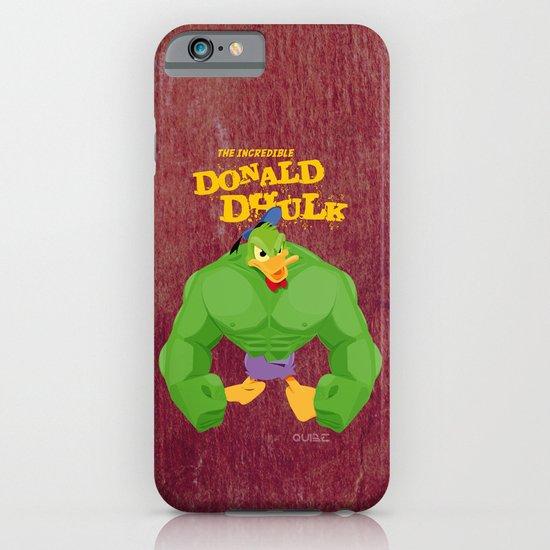 coupling up (accouplés) Donald Dhulk iPhone & iPod Case