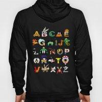 That's Alphabet Folks Hoody