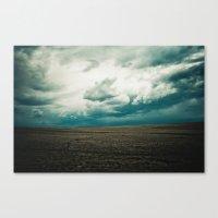 Montana Sky Canvas Print
