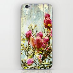 OPPOSITE LOVE - Rusted Magnolia Tree - (decrepit beauty) iPhone & iPod Skin