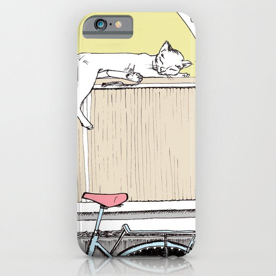 siesta iPhone & iPod Case