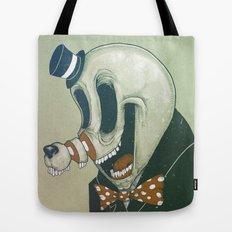 Cut Nose Tote Bag