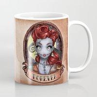 FOREVER pinup Mug