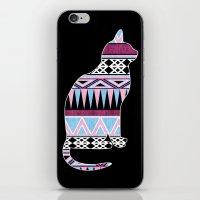 Fun & Fancy Kitty. iPhone & iPod Skin