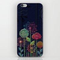 Flower Tales 2 iPhone & iPod Skin