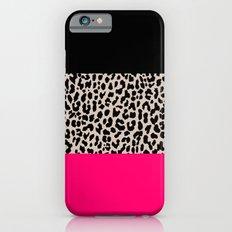 Leopard National Flag IV Slim Case iPhone 6s