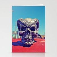 Evil Hood Ornament Stationery Cards