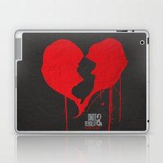My heart is in NJ Unite & Rebuild! Laptop & iPad Skin