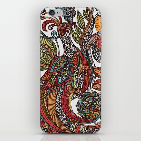 Feather Heaven iPhone & iPod Skin