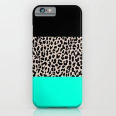 Leopard National Flag VII Slim Case iPhone 6s
