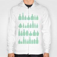 Bottles Mint Hoody