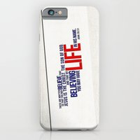 Life in His Name iPhone 6 Slim Case