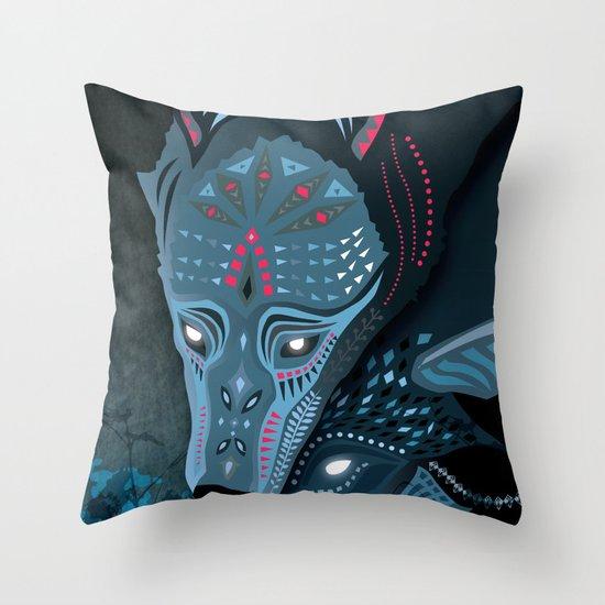 I am neither walker nor sleeper Throw Pillow