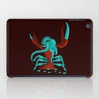 Crabonster iPad Case