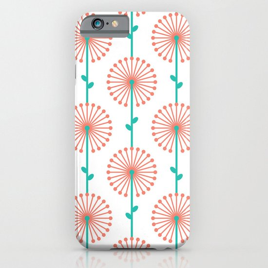 Pink Lehua iPhone & iPod Case