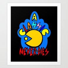 A Classic Never Dies  | … Art Print
