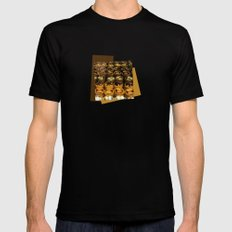 turkish sweets Black SMALL Mens Fitted Tee