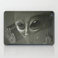 Alien iPad Case