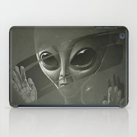 Alien iPad Case