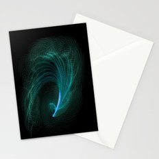 Designer feather Stationery Cards