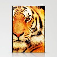 Eye of Tiger - for iphone Stationery Cards
