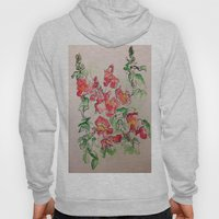 Blind Contour Snapdragon Hoody