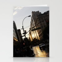 New York City Union Square NYC Stationery Cards