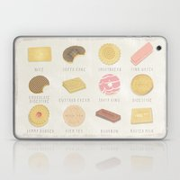 BISCUITS  Laptop & iPad Skin