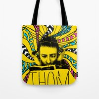 Thom Yorke Nightmare Tote Bag