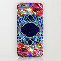 0014blueye iPhone 6 Slim Case
