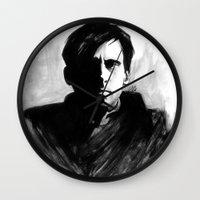 DARK COMEDIANS: Steve Ca… Wall Clock