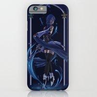 iPhone & iPod Case featuring Aqua  by Shana Marie