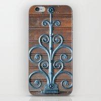 Church Swirls iPhone & iPod Skin