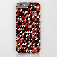 Sumi Retro Quilt iPhone 6 Slim Case