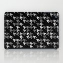 Toothless Black and White iPad Case