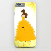 iPhone & iPod Case featuring Tale as old as time  by Tella