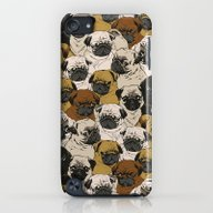 Social Pugz iPod touch Slim Case