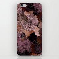 FLORAL FUN iPhone & iPod Skin