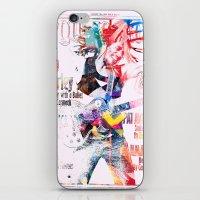 Bobby Stones iPhone & iPod Skin